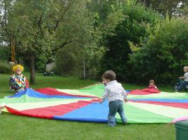 Kindergeburtstag Eröffnungs Spiel